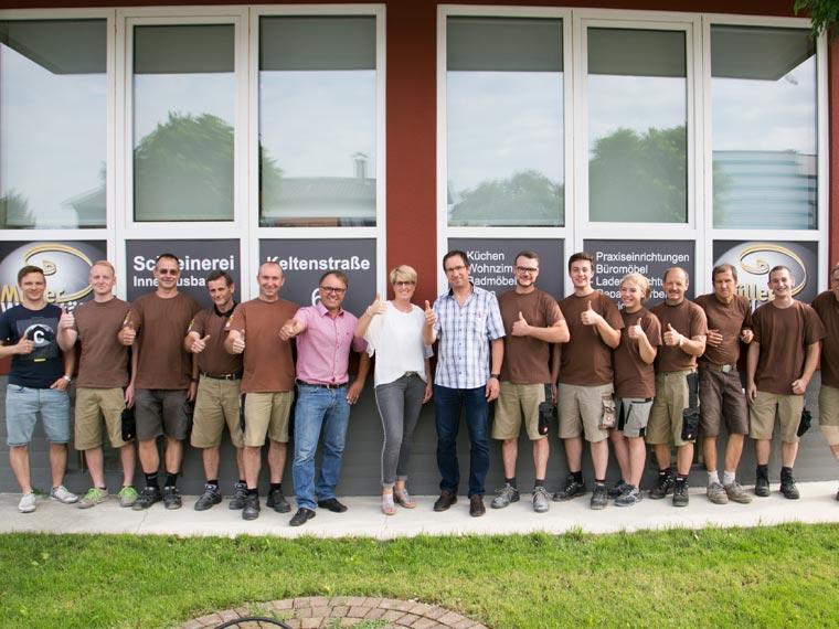 Das Müller-Team