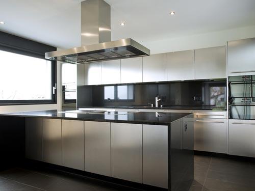 Möbel privat, Küche